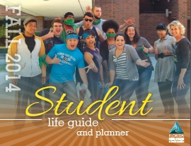 Student Life Guide and Planner - Fall 2014
