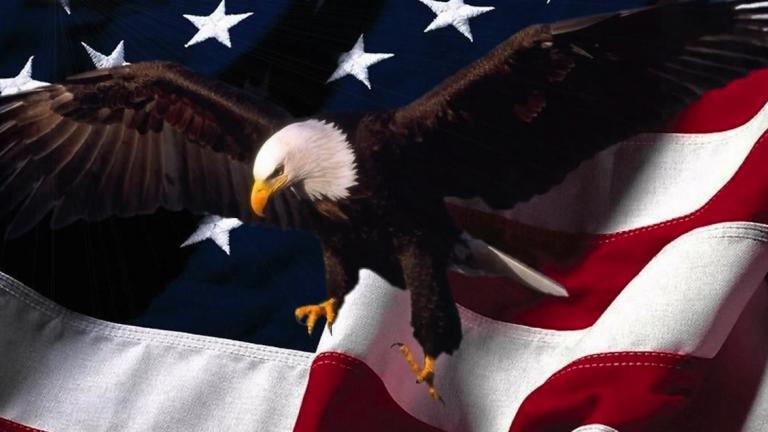 Patriotic Wallpaper Usa Flag Eagle: Veterans Benefits